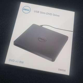 DELL USB Slim DVD Drive DW316