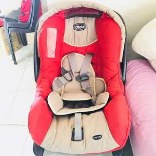 BABY CAR SEAT 💺 FOR SALE .