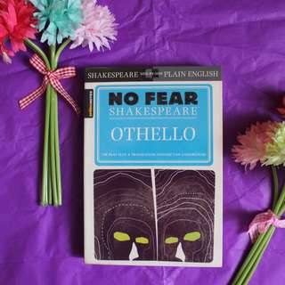 Sparknotes No Fear Shakespeare Othello