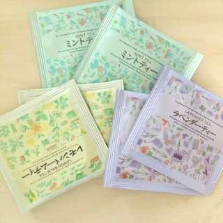 北海道富良野 花茶(6包)