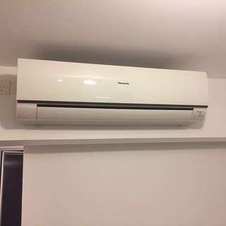 Panasonic 分體式二匹冷氣 2HP nanoe-G Window-Split Air-Conditioner