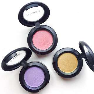 MAC Single Eyeshadows