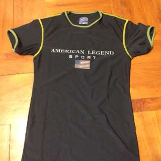 型格男裝American Legend單車衫 S size