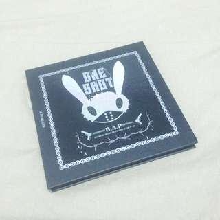 B.A.P Oneshot 韓版專輯(付容國小卡)