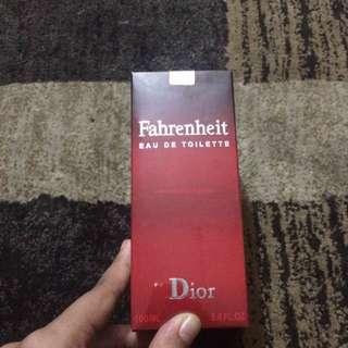 Fahrenheit Dior ( Lokal )