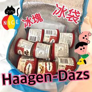 Haagen-Dazs 雪糕
