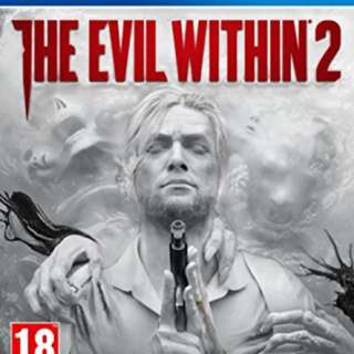 The evil within2 ps4 (中英文版)
