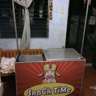 Stainless Food Cart