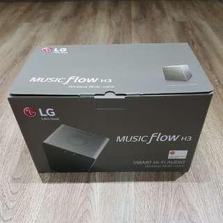 BNIB LG Music Flow 3 Wi-Fi Speaker