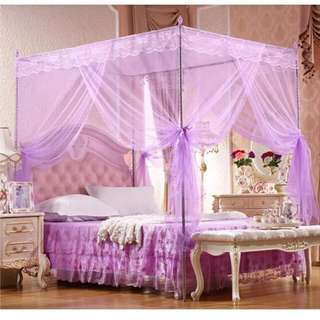 Princess 👸 Netting Size Queen Size