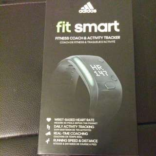 Adidas fit smart sports watch