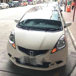 Honda Jazz 汽車出租
