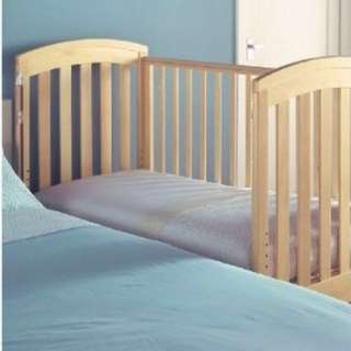 Mothercare Bedside Cot
