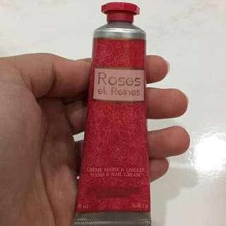 Loccitane Roses Et Reines Handcream 30ml