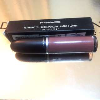 MAC M.A.C retro matte in SO ME