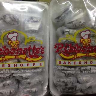 Ribbonettes Crinkles and Hopia