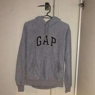 Grey GAP hoodie