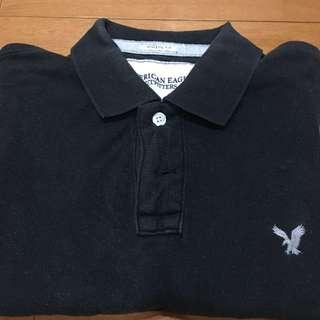 American Eagle 短袖Polo衫