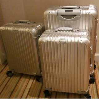 Brand New Authentic Rimowa Luggage Direct from Europe