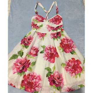 Abercrombie and Fitch Babydoll Dress