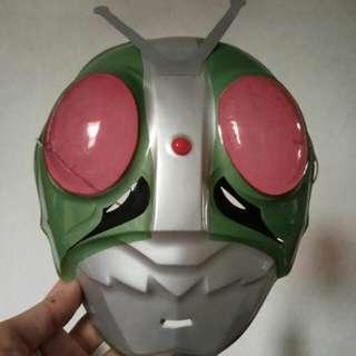 Mask rider face mask