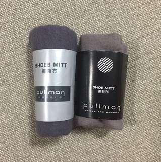 Shoe mitt / shoe shine cloth