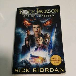 Percy Jackson-Sea Of Monsters