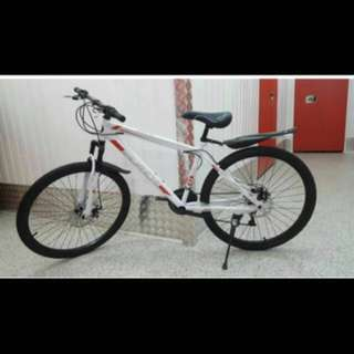"""26"""" mountain bike almost new only used 3 times"""