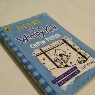 Diary Of a Wimpy Kid-CABIN FEVER