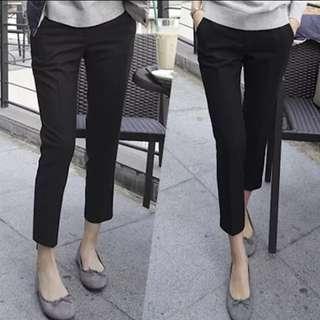 Maternity Crop Pants XL