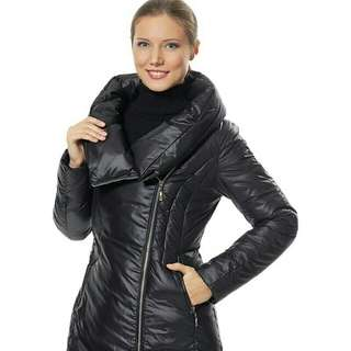 Fitted Female Down-padded Coat, Veralba