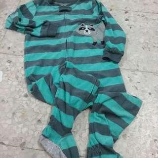 4Y sleepsuit by carters