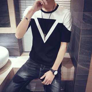 [PO]Man's Casual Outing Top