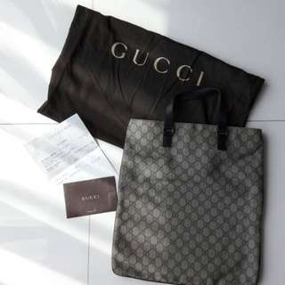 Gucci Laptop / Shopping Tote