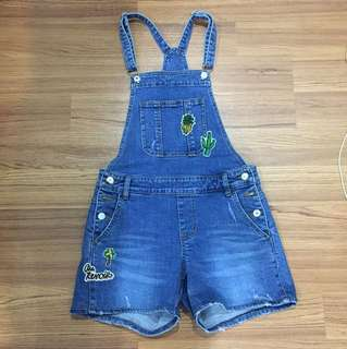 Guess Patch Overall