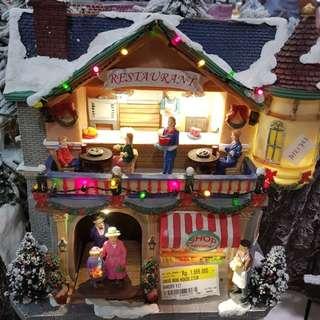 ORNAMEN CHRISTMAS ROBOT (BISA GERAK)