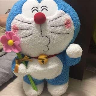 日本購入 哆拉A夢 送禮 大隻 禮物 精緻