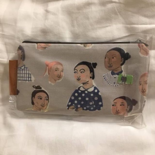 泰國設計師手做筆袋