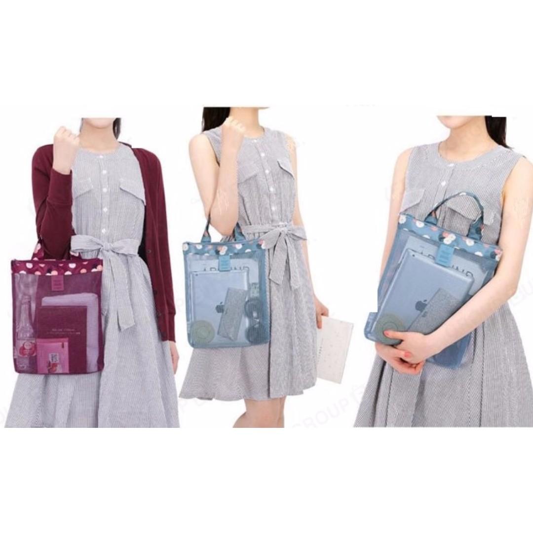 韓式手挽旅行袋
