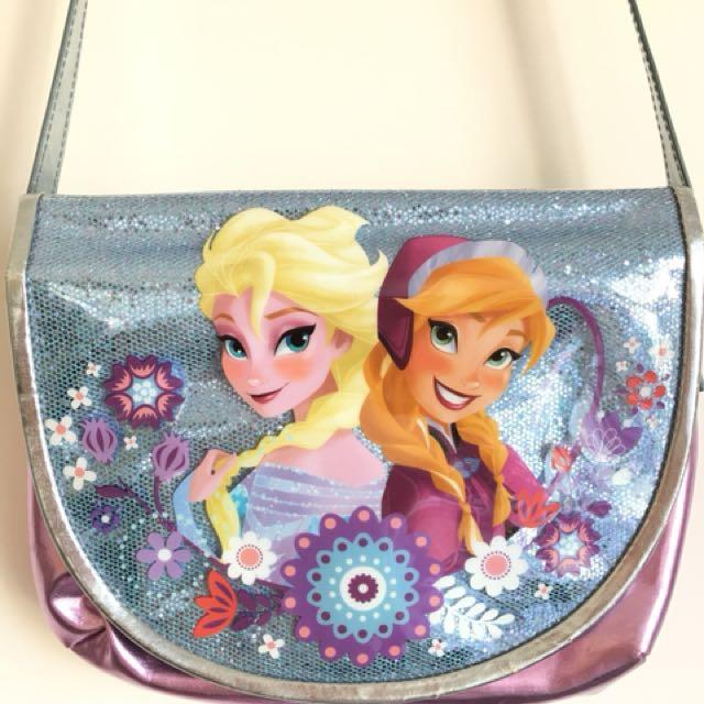 迪士尼 女童包包
