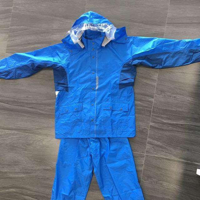 日本 風雨衣 專櫃帶回 透氣 L號