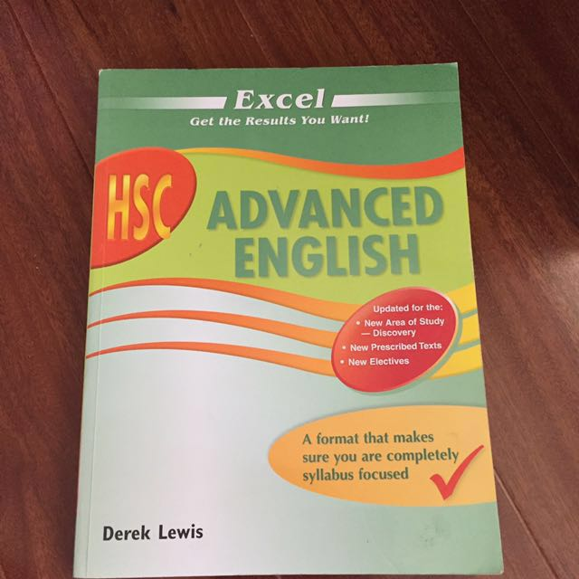 Advance English Excel