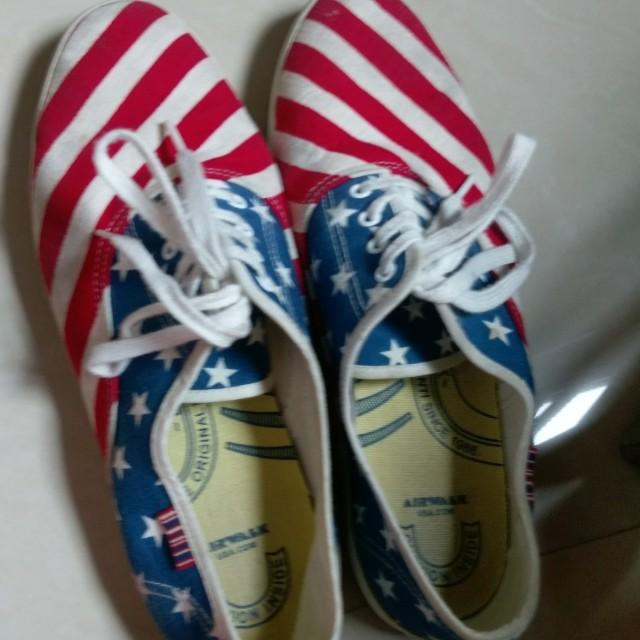 Airwalk美國鞋 缺錢急售可議價