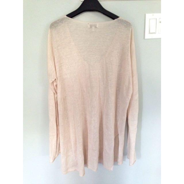 Aritzia Babaton Erin Sweater - Size Medium