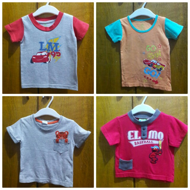 ASSORTED Tees for boys