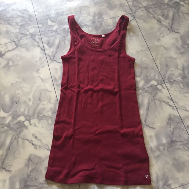 Auth Guess Tank Top