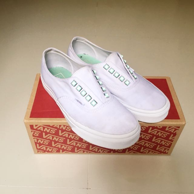 Auth Vans for women US8.5