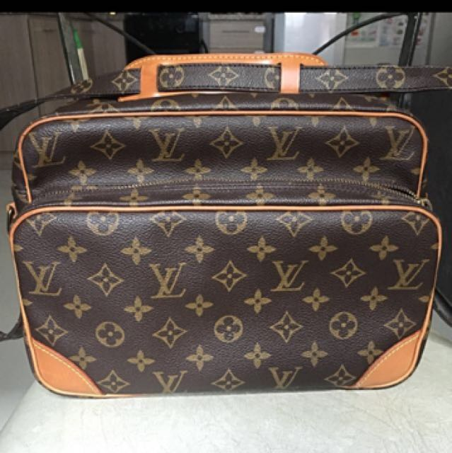 Authentic LV nile reprice