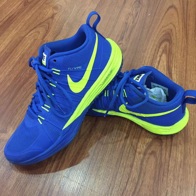 Authentic Nike Lunar Training Shoes