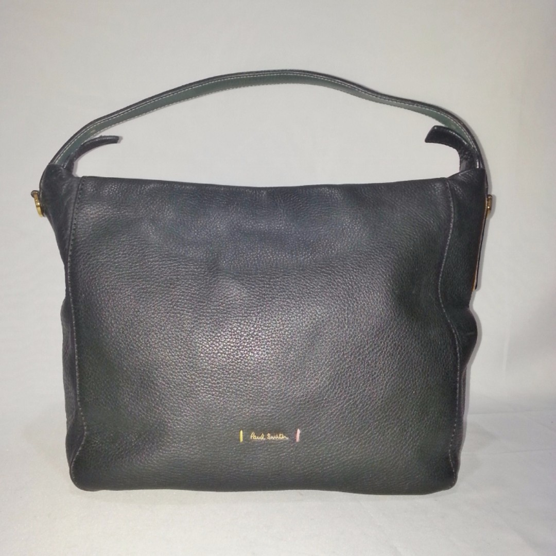 Authentic Paul Smith Westbourne Leather Hobo Bag